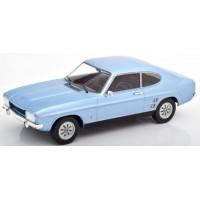 FORD Capri Mk1, 1973, met.l.blue