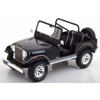 JEEP CJ-7 Laredo, 1980, black