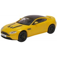 ASTON MARTIN Vantage S, sunburst yellow