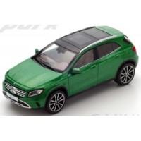 MERCEDES-BENZ GLA 250, 2017, green