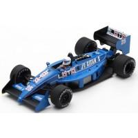 LIGIER JS31 GP Monaco'88 #25, R.Arnoux