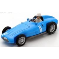 GORDINI T32 GP Germany'56 #11, A.Milhoux
