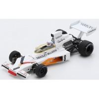 McLAREN M23 GP GreatBritain'73 #8, winner P.Revson