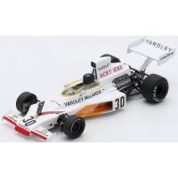 McLAREN M23 GP Germany'73 #30, 3rd J.Ickx