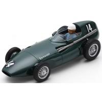 VANWALL VW 2 GP Monaco'56 #24, M.Trintignant