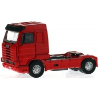 SCANIA 143M Tractor, red