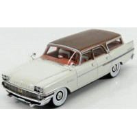 CHRYSLER New Yorker Town & Country Wagon, 1958, white/brown