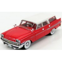 CHRYSLER New Yorker Town & Country Wagon, 1958, red/white