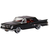 CHRYSLER 300 Convertible closed, 1961, black