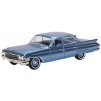 CADILLAC Sedan Deville, 1961, nautilus blue