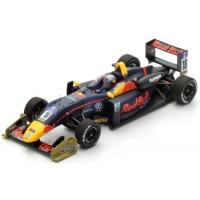 DALLARA F3 GP Macau'17 #18, winner & Champion D.Ticktum