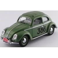 VOLKSWAGEN Beetle Rally MonteCarlo'54 #386, Prager / Culbert