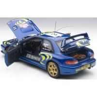 SUBARU Impreza WRC Rally MonteCarlo'97 #3, C.McRae / N.Grist