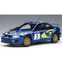 SUBARU Impreza WRC Rally Safari'97 #3, C.McRae / N.Grist