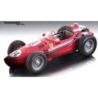 FERRARI F1 Dino 246 GP Monaco'58 #34, L.Musso, finish line