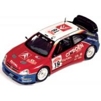 CITROËN Xsara WRC SanRemo'03, winner Loeb / Elena