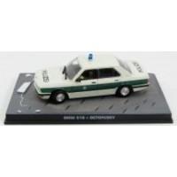 BMW 518i (E12) Polizei