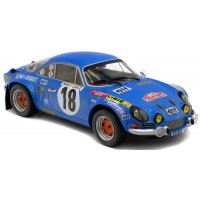 ALPINE A110 1800 Rally MonteCarlo'73 #18 (limited 300)