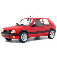 PEUGEOT 205 1.9 Phase1, red