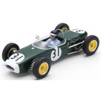 LOTUS 18 Formula Junior OultonPark'60 #31, winner J.Clark