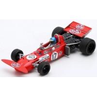MARCH 711 GP France'71 #17, (ab) R.Peterson