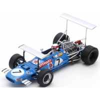 MATRA MS10 GP SouthAfrica'69 #7, winner J.Stewart