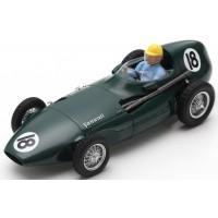 VANWALL VW 2 GP GreatBritain'56 #18, (ab) F.Gonzalez