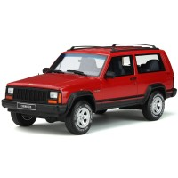 JEEP Cherokee 2.5 EFI, 1995, flame red (limited 999)