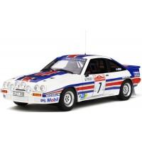 OPEL Manta 400 r Gr.B Rally Sanremo'83 #7, Toivonen (limited 2000)
