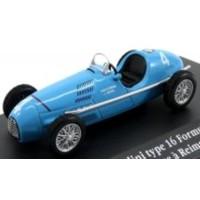 GORDINI Type 16 GP Reims'52 #4, J.Behra