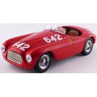 FERRARI 166 MM Barchetta (Chassis #0010) MilleMiglia'49 #642, Taruffi / Nicolini