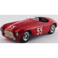 FERRARI 166 MM Barchetta (Chassis #0010), 6h Sebring'50 #55, 2nd Kimberly / Lewis