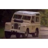 LAND ROVER 88 Series 2a Station Wagon