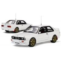 BMW M3 (E30) Rally, white