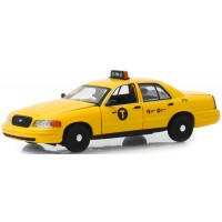 FORD Crown Victoria NYC Taxi, 2011