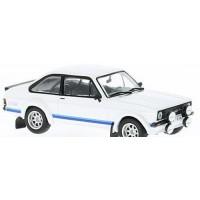 FORD Escort Mk2 RS 1800, 1977, white
