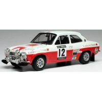FORD Escort Mk1 RS 1600 Rally RAC'71 #12, H.Mikkola / G.Palm
