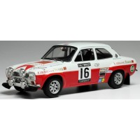 FORD Escort Mk1 RS 1600 Rally RAC'71 #16, Makinen / Liddon
