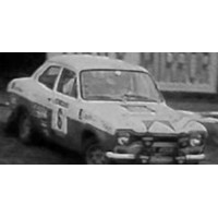 FORD Escort Mk1 RS 1600 Rally RAC'71 #6, R.Clark / J.Porter