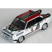 FIAT 131 Abarth Rally Portugal'78 #4, Alen / Kivimaki
