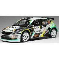 SKODA Fabia R5 Rally Condroz'18 #11, C.DeCecco / J.Humblet