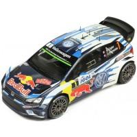 VOLKSWAGEN Polo R WRC Rally TourDeCorse'16 #1, Ogier / Ingrassia