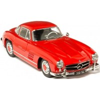 MERCEDES-BENZ 300 SL, 1954, red