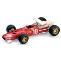 FERRARI 312 F1 GP Italy'69 #10 6th P.Rodriguez