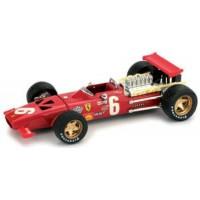 FERRARI 312 F1 GP France'69 #6, C.Amon