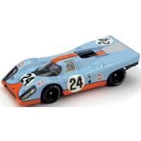 PORSCHE 917K 1000km Spa'70 #24, winner J.Siffert / B.Redman