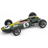 LOTUS 33 GP GreatBritain'65 #5, winner & WorldChampion J.Clark