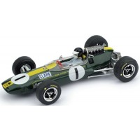 LOTUS 33 GP Germany'65 #1, winner J.Clark  (including driver)
