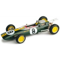 LOTUS 25 GP Italy'63 #8, winner & WorldChampion J.Clark