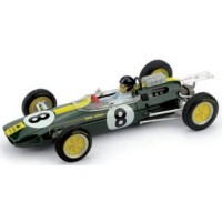 LOTUS 25 GP Belgium'63 #8, winner & WorldChampion J.Clark (including driver)